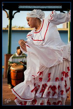 Bomba ~ One of the Folk Musical Styles of Puerto Rico