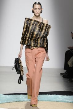 Acne Studios RTW Fall 2014 [Photo by Giovanni Giannoni]