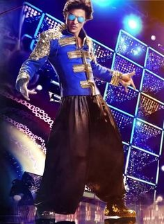 ♥ SRK in Happy New Year ♥