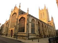 Bury St. Edmund Cathedral,