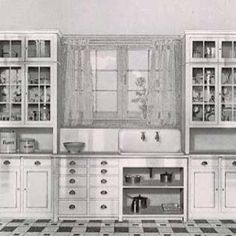 kitchens of the 1900 - Google Search