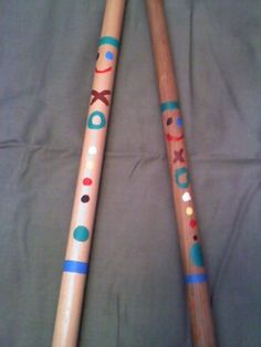 Girl Scout Camping Craft Projects - Girl scout friendship walking sticks- see the directions- very cute and symbolic! Yahoo! Voices - voices.yahoo.com