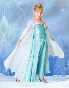 Elsa Limited Edition Costume Collection