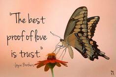 Trusted - on all levels! Loved & pinned by http://www.shivohamyoga.nl/ #love #quotes