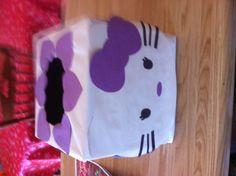 Hello kitty valentine box