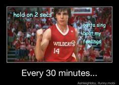 High School Musical. lol