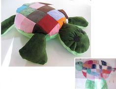 . stuffed toys, turtl, stuf toy, kids artwork, kid art, stuff animals, children toys, child art, kids toys