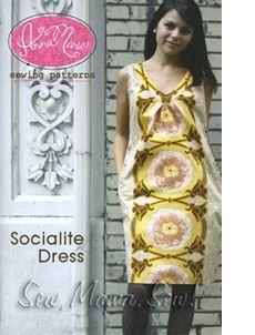 Socialite Dress review