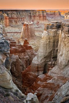 Coalmine Canyon, Arizona