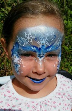 Face art inspiration on pinterest 144 pins for Harvey s paint and body