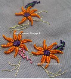 dimensional brazilian embroidery