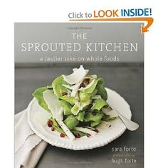 Another great cookbook that's encouraged me to think outside the box and make my family dinnertime unique. The Sprouted Kitchen: A Tastier Take on Whole Foods