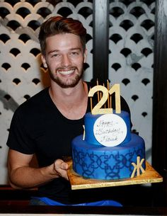 Actor Patrick Schwarzenegger celebrated his 21st birthday at Hakkasan Las Vegas Restaurant and Nightclub at MGM Grand on September 19, 2014 in Las Vegas, Nevada (Photo credit: Denise Truscello / WireImage / www.DeniseTruscello.net).