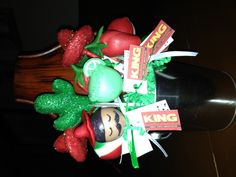 Cinco De Mayo cake pops by The POPcakery