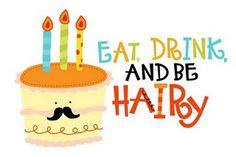 moustach, hairi, birthday idea, 1st birthday, inspir graphic, graphics, eat, drinks