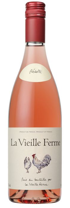 """Savory Ricotta Tart with Prosciutto and Fennel """"Pair with a rosé, such as #LaVieilleFerme Ventoux Rosé"""" (87 points, $9) -Wine Spectator"""