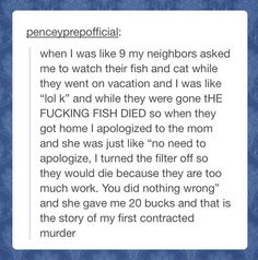 First contracted murder…   any one else wonder about the second??
