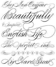 Fancy Lettering For Tattoos The Fancyscripttattoos