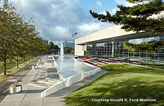 Gerald R. Ford Museum, Grand Rapids, MI