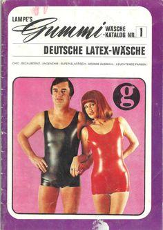 Lampe Gummi-Katalog Nr.1 for sale on eBay