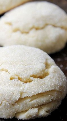 Lemon Pillow Cookies