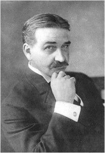 """L. Frank Baum, author of """"The Wonderful Wizard of Oz"""", lived in Aberdeen from 1888 to 1891."""