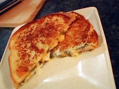 Jalapeno Popper Grilled Cheese from FoodNetwork.com