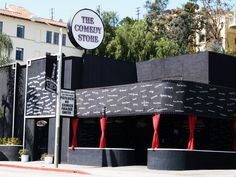 Go see lots of comedy at The Comedy Store in Hollywood and see Pauly there! =)