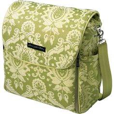 Cute diaper bag.