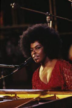 Roberta Flack. 1971