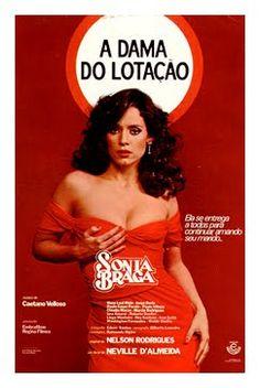 SONIA BRAGA – ATRIZES BRASILEIRAS E A PORNOCHANCHADA «