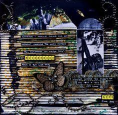 Grunge Mixed Media L