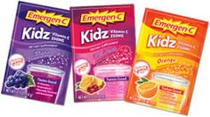 FREE Emergen-C Kidz Sample on http://www.icravefreebies.com/