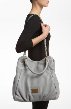 Marc by Marc Jacobs 'CLASSIC Q - FRANCESCA' LEATHER SHOPPER @Nordstrom