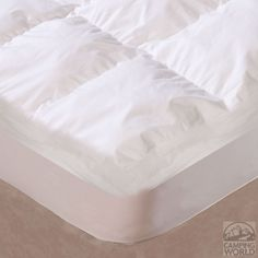 Perfect Harmony Mattress Topper - from Camping World.... Yes, please! Save my back when camping!