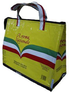 Italian Coffee Handbags - Italiaanse Koffie Handtassen - Italia Arabica - Aroma Nazzionale