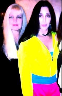 Cher+Stevie Nicks