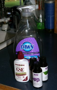 Making Herbal Spray to Freshen the rabbit cage --This is wonderful.