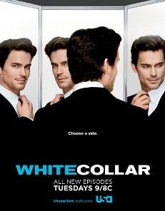 White Collar. Love this show