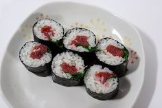 Try This: Umeshiso Maki Sushi