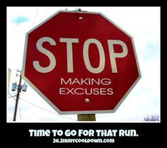 It's tough to take that first step, but running, triathlon, and cycling all require work for you to reach your potential. Make the effort during your workouts and you will achieve your goals.