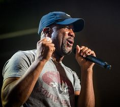 Darius Rucker performed at The Joint at Hard Rock Hotel & Casino in Las Vegas on October 18, 2014