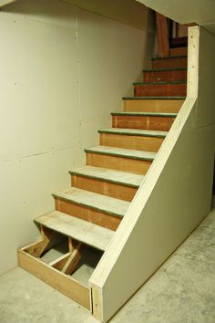 Basement Stair Rail And Baluster Question - Carpentry - DIY Chatroom - DIY Home Improvement Forum