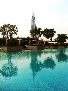 Dubai - Hotel Pool More pins under www.supondo.com