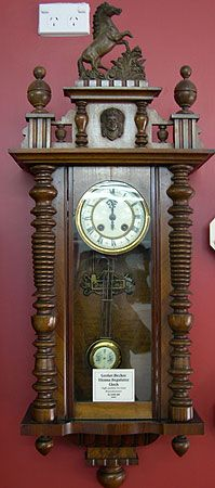For Sale In The Showroom On Pinterest Grandfather Clocks