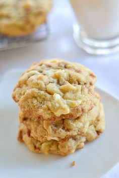 "Toffee, Macadamia and White Chocolate Chunk Cookies (Salu Salo)."" To die for. My family loves these cookies; even my health-conscious husband could not help to have seconds."""