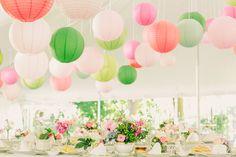 Long Island Garden Wedding