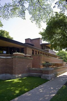 Frank Lloyd Wright - Robie House
