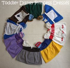 Hey, I found this really awesome Etsy listing at http://www.etsy.com/listing/157545191/disney-inspired-toddler-peasant-dresses