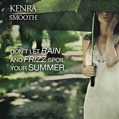 Every day is a good hair day with Kenra Smooth®. Ask your stylist about it today!